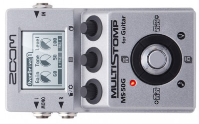 ZOOM – MS50-G: Multi Stomp per chitarra