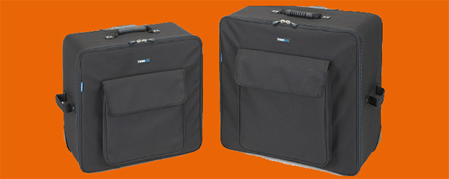 TXP cases – Trolley per P.A. System serie XP