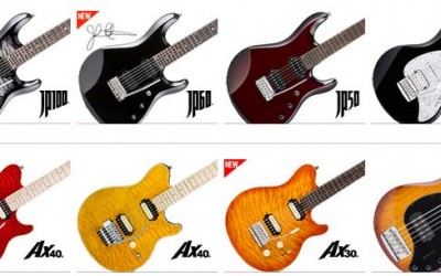 Music Man – Sterling Guitars