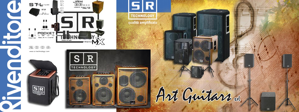 SR Technology Center @ Art Guitars